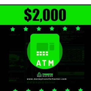 $2,000 Blank ATM Hack