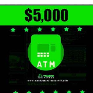 $5,000 Blank ATM Hack