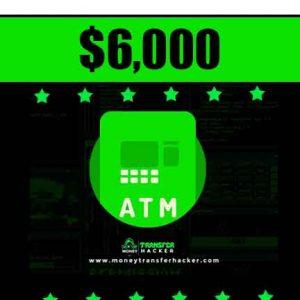 $6,000 Blank ATM Hack