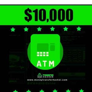 $10,000 Blank ATM Hack