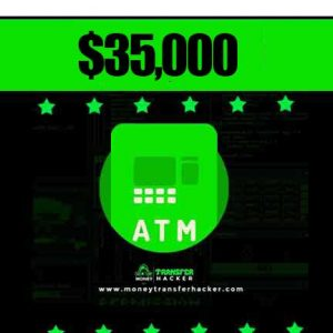 $35,000 Blank ATM Hack