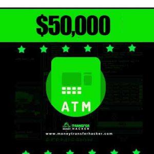 $50,000 Blank ATM Hack