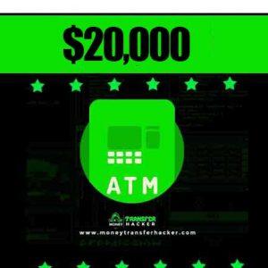 $20,000 Blank ATM Hack